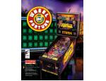 Wheel of Fortune - Pinball