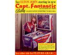 Captain Fantastic - Pinball