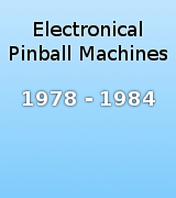 Pinball Machines 1978-1984