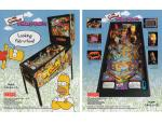 The Simpsons Pinball Party - Flyer